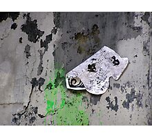 Wall Abstract Photographic Print