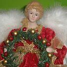 CHRISTmas Angel Cards by Heavenandus777