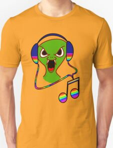 Let the music take you over! T-Shirt