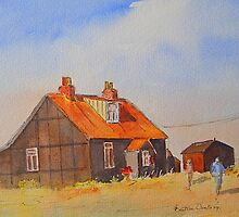 A corner of Dungeness by Beatrice Cloake