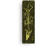Ethereal Reptile Canvas Print