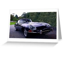 Happy E-Type Days Greeting Card