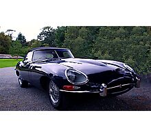 Happy E-Type Days Photographic Print