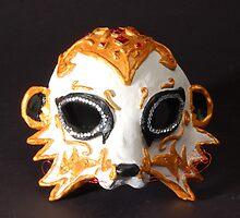 Meerkat masquarade mask by cottonfields90