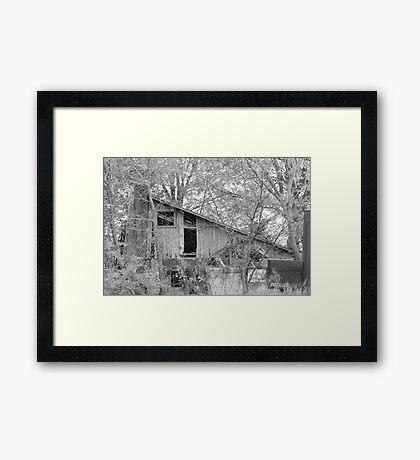 Olden Framed Print