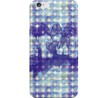 Dog In A Row iPhone Case/Skin