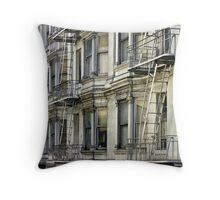 Allison Hotel Throw Pillow