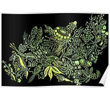 Reef Garden Series 1 Poster