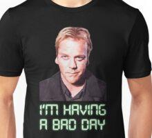 Jack Bauer - Bad Day Unisex T-Shirt