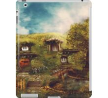 The Shire, My Dream Hobbit House iPad Case/Skin