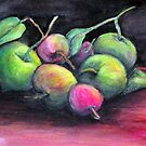 Apples by Sandy Sparks