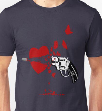 Heart Break Unisex T-Shirt