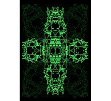 Matrix Characters Photographic Print