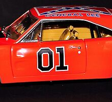 Model General Lee. by Finbarr Reilly