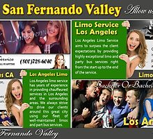 Limo Service San Fernando Valley by LosAngelesLimo
