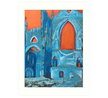 """ruin"" by Terri Waterman Art Print"