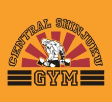 Central Shinjuku Gym I by Ouraken