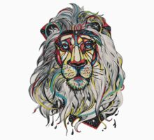 Psychedelic Lion T-Shirt