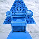 Blue Shock Box of Infinate Desires.(Curser) by - nawroski -