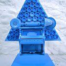 Blue Shock Box of Infinate Desires.(Curser) by nawroski .