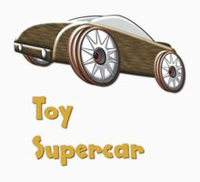 Toy Supercar design One Piece - Short Sleeve