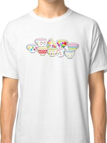 Tea or Coffee Cup Classic T-Shirt