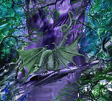 The Forest Dragon by Maria Louise Moore