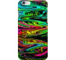 Color your life! Rainbow, Music, Trance, Techno, Rave, Goa, Holi Festival iPhone Case/Skin