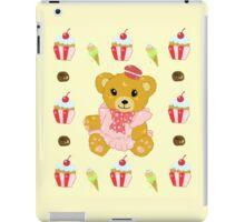 Sweets Bear iPad Case/Skin