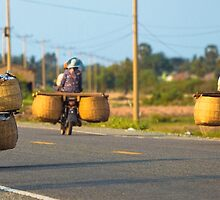 Off to market. by Darren Wilch