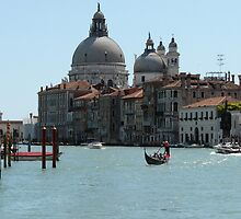 Grand Canal, Venice, Italy by pljvv