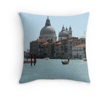 Grand Canal, Venice, Italy Throw Pillow