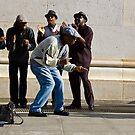 Washington Square Singers by AmyRalston