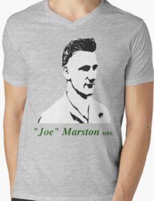 Joe Marston MBE Mens V-Neck T-Shirt