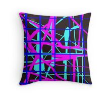 A-MAZE-D  Throw Pillow