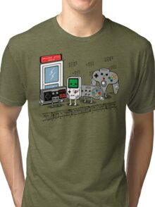 Employment Office Nes Tri-blend T-Shirt