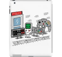 Employment Office Nes iPad Case/Skin