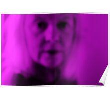 Purple Me Poster