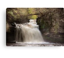 Cauldron Falls - Autumn Canvas Print
