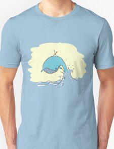 Whale Rider2 T-Shirt