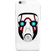 Borderlands psycho mask design iPhone Case/Skin