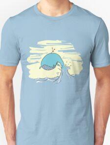 Whale Rider3 T-Shirt