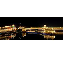GOLDEN TEMPLE PANORAMA Photographic Print