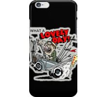 What a Lovely Day! iPhone Case/Skin