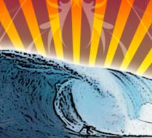 Tattoo Wave Sticker