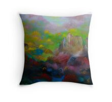 Spirit Garden Throw Pillow