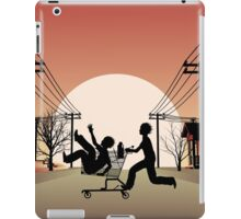 Sunset Suburban iPad Case/Skin