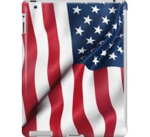 Patriotic USA Flag iPad Case/Skin