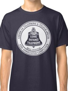 Vintage American Telephone and Telegraph - Bell System Classic T-Shirt