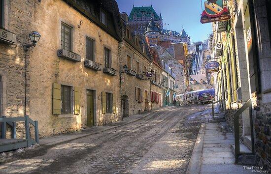 Tina Picard Photography - Quebec City by tinapicardphoto